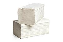 Papierhandtücher 1-lagig