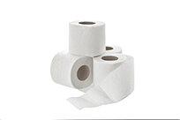 Toilettenpapier 3 lagig