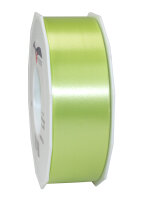Geschenkband Limette 91m x 40mm America Ringelband