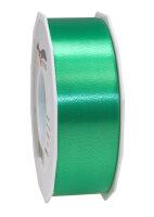 Geschenkband Grün 91m x 40mm America Ringelband