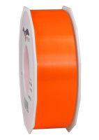 Geschenkband Orange 91m x 40mm America Ringelband