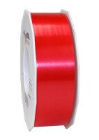 Geschenkband Rot 91m x 40mm America Ringelband