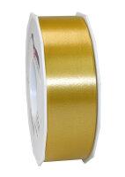 Geschenkband Gold 91m x 40mm America Ringelband