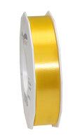 Geschenkband Gelb 91m x 25mm America Ringelband