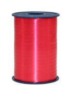 Geschenkband Rot 500m x 5mm America Ringelband