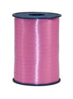 Geschenkband Pink 500m x 5mm America Ringelband