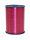 Geschenkband Bordeaux 500m x 5mm America Ringelband