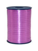 Geschenkband Purpur 500m x 5mm America Ringelband