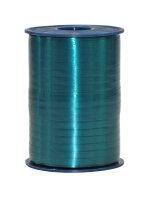Geschenkband Smaragdgrün 500m x 5mm America Ringelband