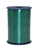 Geschenkband Tannengrün 500m x 5mm America Ringelband
