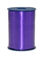 Geschenkband Violett 500m x 5mm America Ringelband