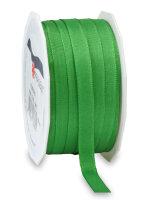 Taftband Grün 50m x 10mm Europa Schleifenband