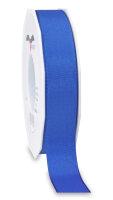 Taftband Royalblau 50m x 25mm Europa Schleifenband