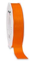 Taftband Orange 50m x 25mm Europa Schleifenband