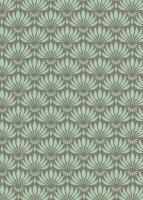 Geschenkpapier Secare Rolle Hargarten mint Rec.50 cm x...