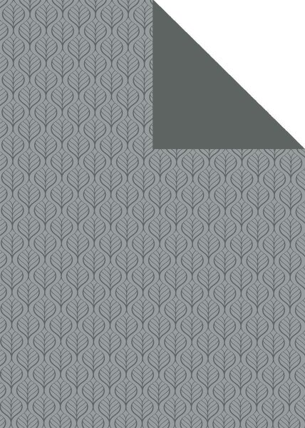 Geschenkpapier Secare Rolle Florac hblau Rec.50 cm x 250 m - 60567