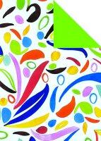Geschenkpapier Secare Rolle Paarl x VT grün mg 70 cm...