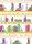 Geschenkpapier Secare Rolle Leseratte mg 4fbg.50 cm x 250 m - 30448