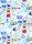 Geschenkpapier Secare Rolle Ahoi mg 4fbg.50 cm x 250 m - 30279