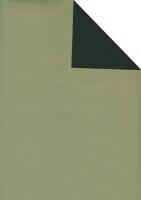 Geschenkpapier Secare Rolle VT p-creme x braun gN 30cm x...
