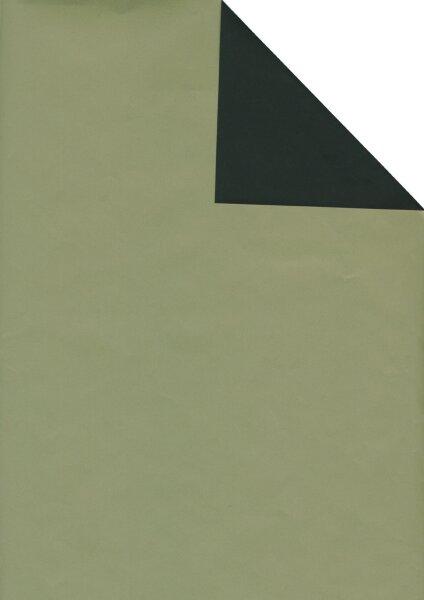 Geschenkpapier Secare Rolle VT p-creme x braun gN 50cm x 250m - 70120