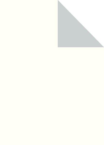 Geschenkpapier Secare Rolle VT p-weiß x silber mg 50cm x 250m - 70140