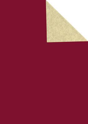 Geschenkpapier Secare Rolle VT bord.-elfenb.we.30 cm x 250m - 60098