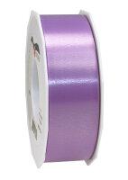 Geschenkband Flieder 91m x 40mm America Ringelband