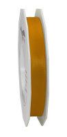 Taftband Gold 50m x 15mm Europa Schleifenband