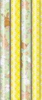 Geschenkpapier Ostern 2m x 0,7m - 20 Rollen