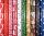 Geschenkpapier Weihnachten, Weihnachtspapier 2m x 0,7m