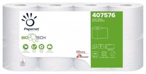 Camping Toilettenpapier 2 lagig Bio Tech Papernet 407576 - 64 Rollen