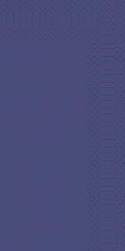 DUNI Zelltuch Servietten Dunkelblau, 1/8 Falz, 33x33cm - 1000 Stk