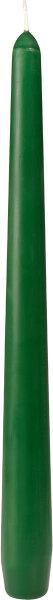 Leuchterkerzen Jägergrün 245 x Ø 22mm 7,5h Brenndauer - 100 Stk