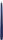 Leuchterkerzen Dunkelblau 250 x Ø 22mm 7,5h Brenndauer - 100 Stk